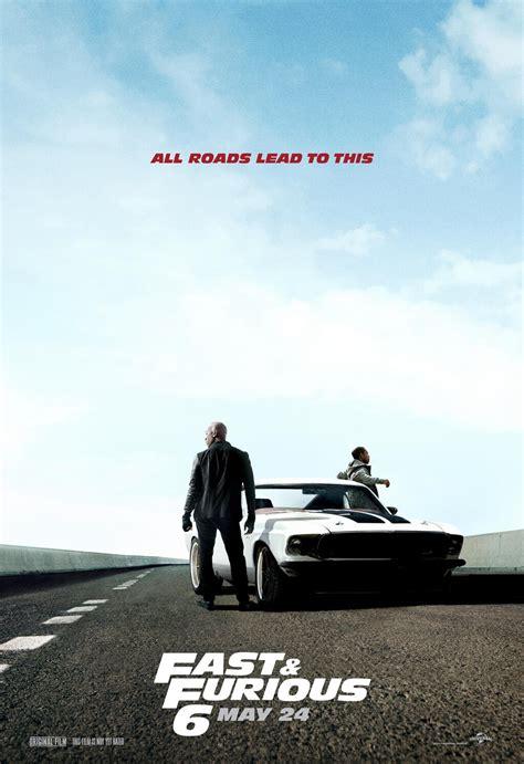 film fast and furious 6 gratuit affiche du film fast furious 6 affiche 4 sur 7 allocin 233