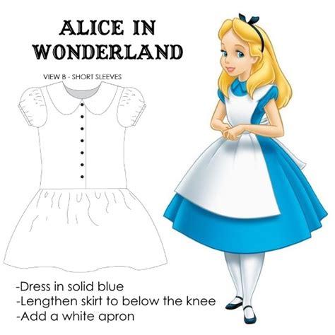 dress pattern alice in wonderland pics for gt alice in wonderland dress pattern