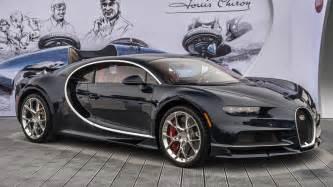 Bugatti Pictures Bugatti Chiron Shows New Blue Tinted Carbon Fiber Skin