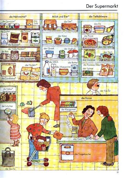 im supermarkt kinderbuch deutsch englisch 1000 images about j2 k6 lebensmittlel on german breakfast language and deutsch