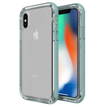 lifeproof  iphone  tough case seaside blue