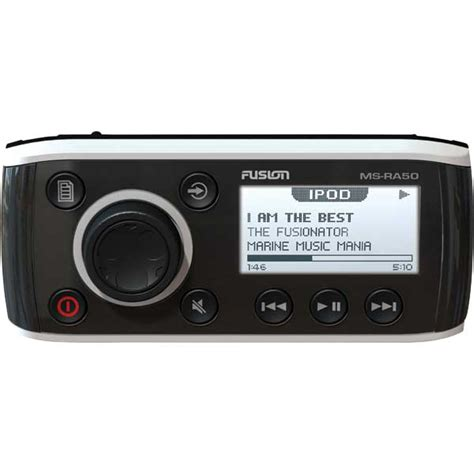 fusion boat stereo review fusion ms ra50 marine stereo west marine