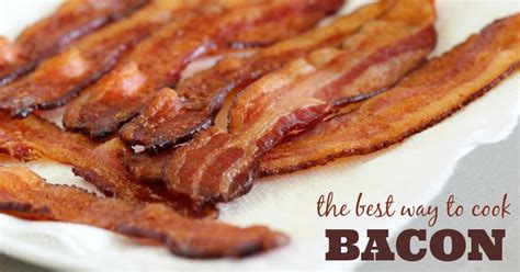 Of The Best Bacon Blogs by The Best Way To Cook Bacon Fabulessly Frugal