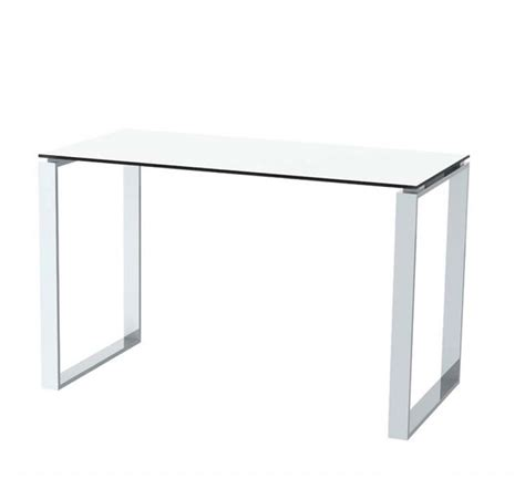 white office desk with glass top popular 215 list white glass desk