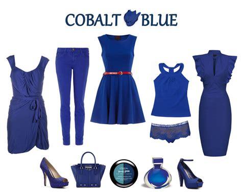 what color is cobalt fall color trend cobalt blue secrets of a