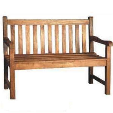 lattice bench teak lattice back bench 2 seater knock down teka garden furniture andana traderscity