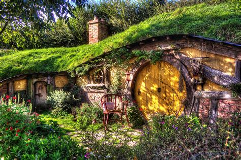 hobbits home the hobbiton movie set new zealand world for travel