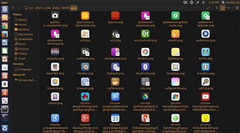 theme ubuntu apk how to install themes in ubuntu 17 10 technastic