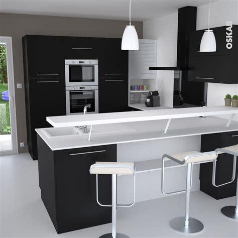 Attrayant Meuble De Cuisine Noir Et Blanc #4: ddf77f76770c77ac1ee1670af4614746.jpg