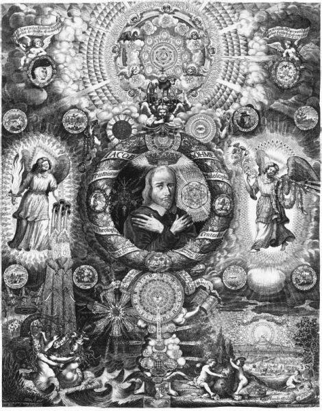 Magnum Opus Arcanum: Jacob Boehme: o Filósofo Divino