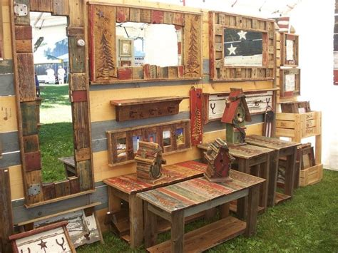fair woodworks barn wood crafts craft fair barn wood things made