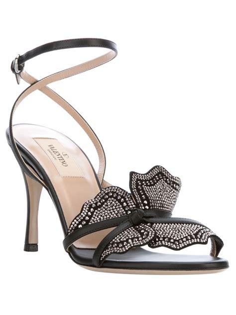 valentino garavani sandals valentino garavani s butterfly sandal