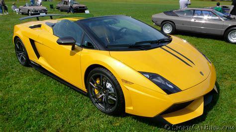 Lamborghini Gallardo Performante Lamborghini Gallardo Spyder Performante