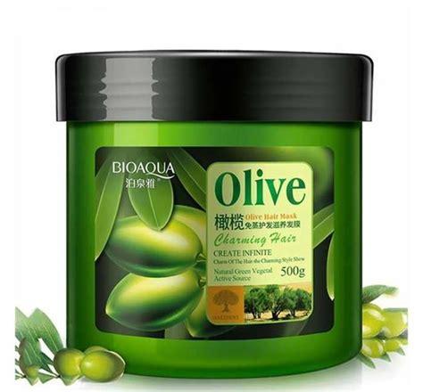 Olive Hair Mask Original 500 Gram Hair Care Series Berkualitas bioaqua olive hair mask 500gm priyoshop