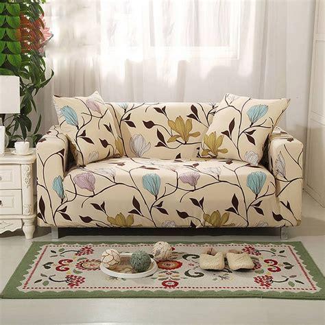 sofa flower print print fabric sofas foter thesofa