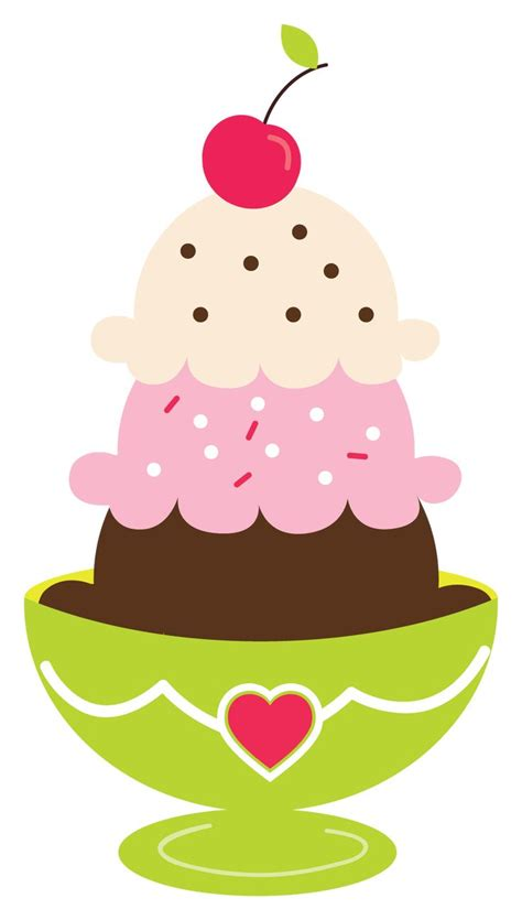 ice cream clipart 153 best images about sweets clip art on pinterest