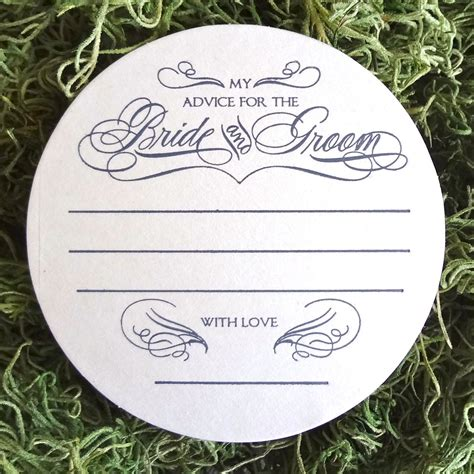 Wedding Advice Coasters by Destination Weddings Destination Wedding Decor Custom