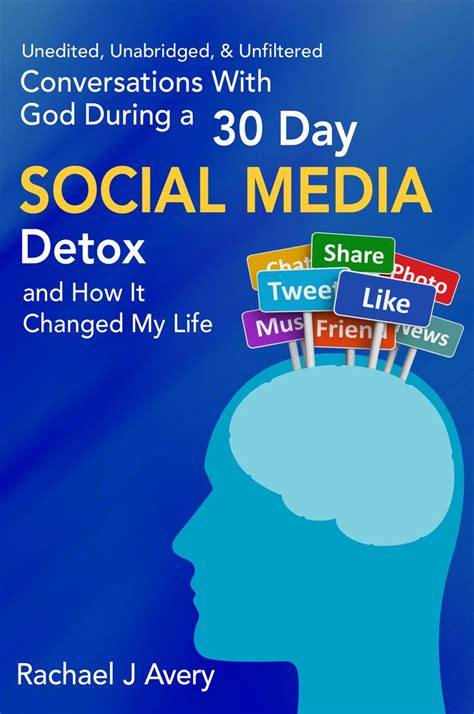 30 Day Social Media Detox by Conversations With God During A 30 Day Social Media Detox