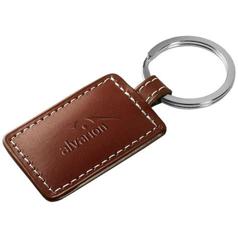 limelight rectangular leather key fob lg 9083 motivators