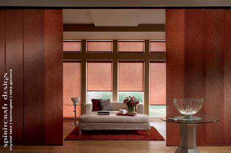Decorative Window Shades About Spiritcraft Design And Custom Window Treatments