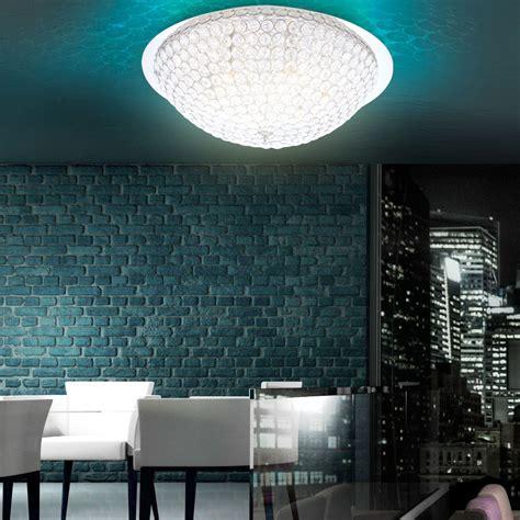 wohnzimmer leuchte deckenleuchte deckenle beleuchtung kristalle le