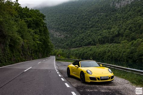 road porsche the winding roads to the dalmatian coast driving croatia