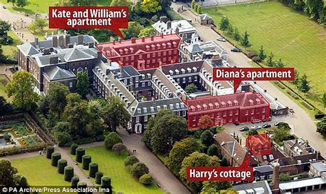 nottingham cottage at kensington palace nottingham prince harry wants to move meghan markle into new home