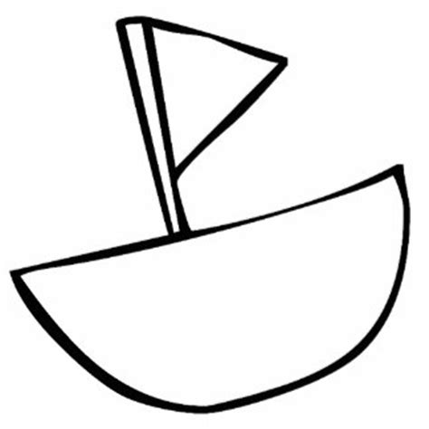 boat cartoon black and white cartoon black and white boat clipart best