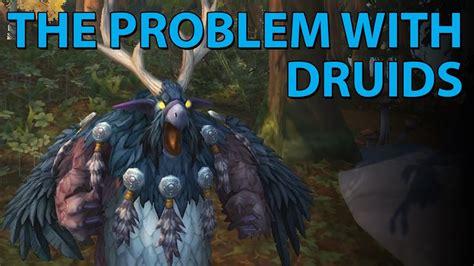 problem  druids wow machinima youtube