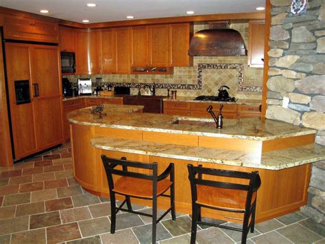 stone kitchen design 28 stone walled kitchen designs decorating ideas