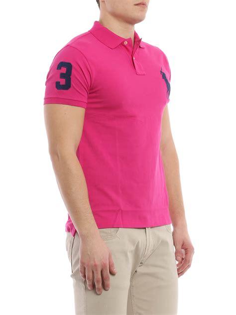 Polo Shirt Polos Original Cotton cotton pique polo shirt by polo ralph polo shirts