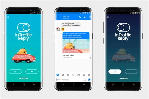 new samsung app hits the brakes on texting while driving