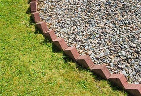 brick garden edging made easy – gardening site
