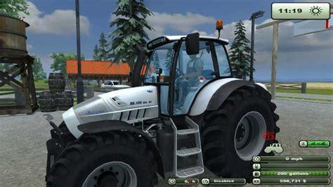 Lamborghini R6 150 Tractor Farming Simulator 2013 Edition Test Mod Tractor
