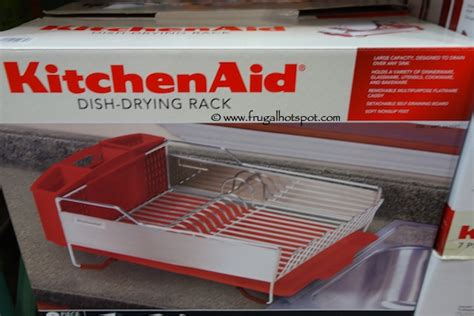 Kitchenaid Dish Rack by Costco Clearance Kitchenaid Stainless Steel Dish Drying