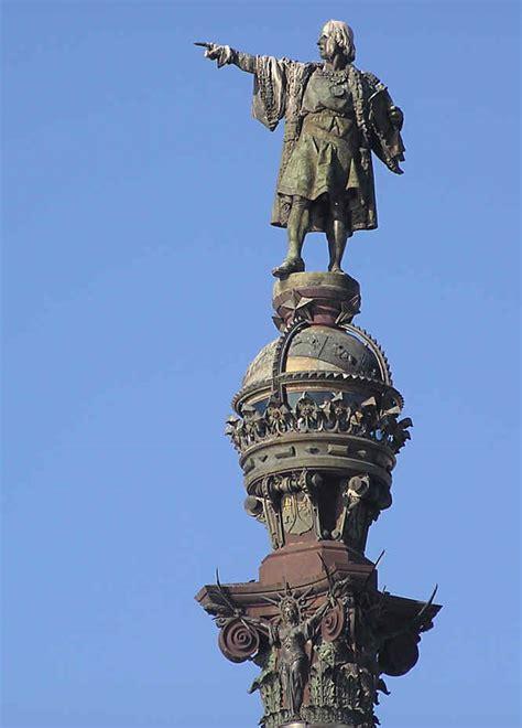 christopher columbus boat barcelona port vell barcelona city break spain holiday travel tips