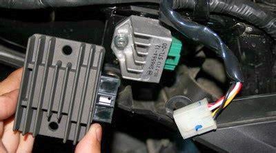 Kiprok Mio M3 lu motor mati pada putaran tinggi cek komponen ini