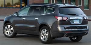 Chevrolet Traverse 2013 Price Top New Car Lease And Finance Deals For November 2012