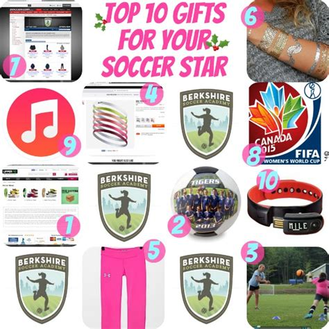 girls soccer top 10 holiday gifts for 2014 berkshire