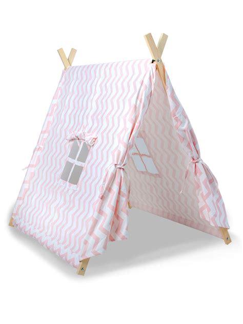 tenda canadese tenda canadese rosa per bambini su vegaooparty negozio di