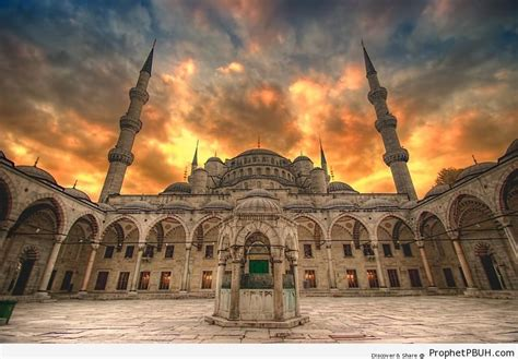 ottoman mosque architecture sultan ahmet ottoman imperial mosque istanbul turkey