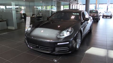 porsche panamera interior 2015 porsche panamera 4s 2015 in depth review interior exterior