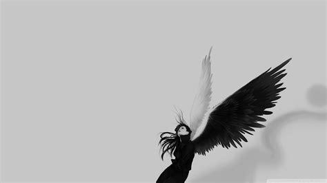 wallpaper hd black angel download black and white angel wallpaper 1920x1080