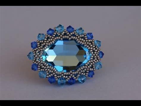 Sidonia Handmade Jewelry - sidonia s handmade jewelry 30x22mm swarovski cabochon