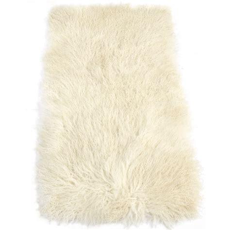 mongolian fur rug mongolian fur rug curly hair