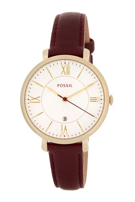 Nordstrom Rack Watches by Fossil S Leather Nordstrom Rack