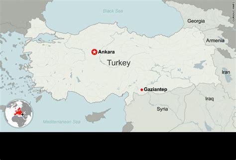 gaziantep map turkey s booming border town cnn