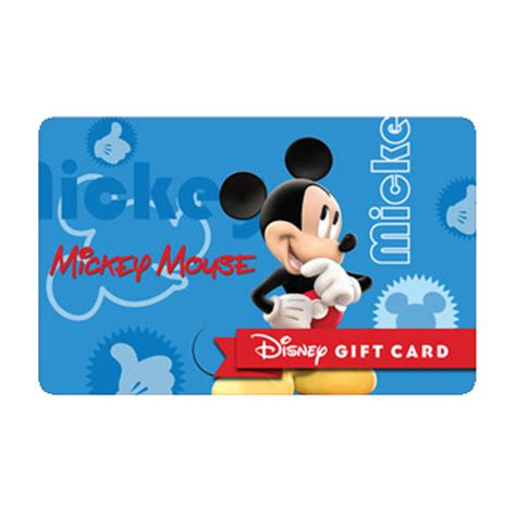 Gift Cards Fab - your wdw store disney collectible gift card fab 6 mickey