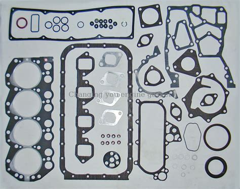 Packing Set Gasket Engine Set Nissan Livina 1 800cc Tahun 2007 2012 1 td27 engine parts set for nissan engine gasket 10101