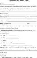 bill of sale form templates   download free forms amp samples for pdf